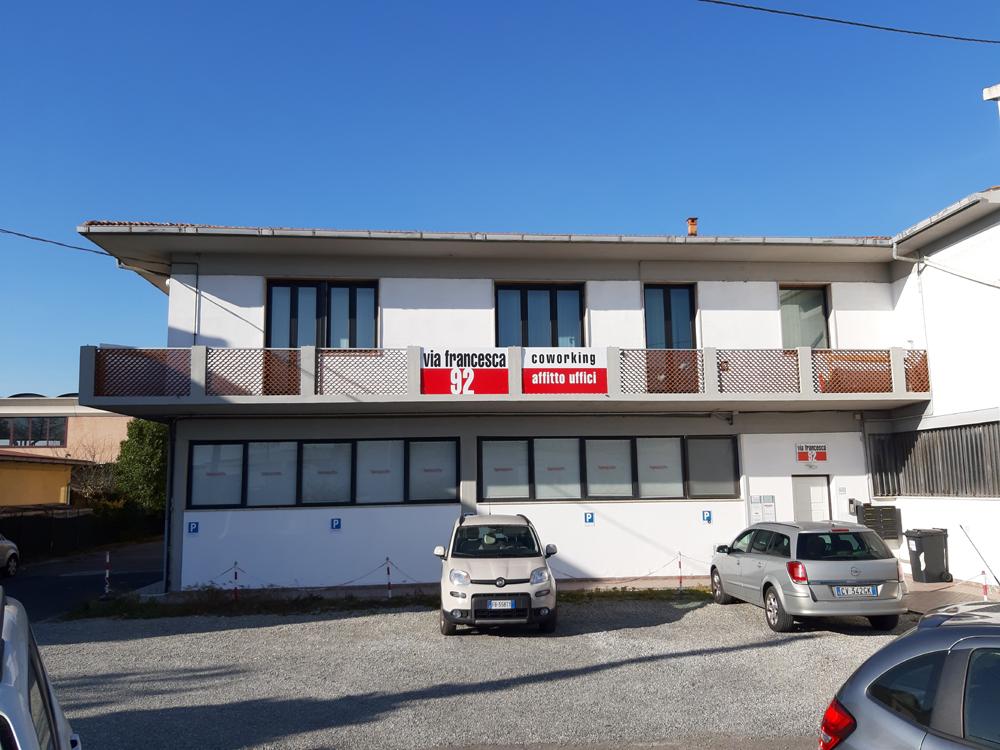 Affitto uffici in Centro Servizi